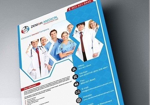 Zenith Medical Brochure