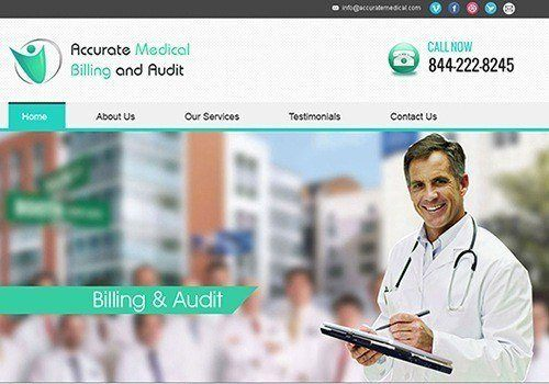 Accurate Medical Billing