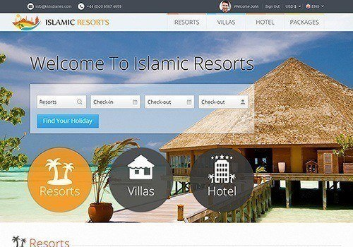 Islamic Resorts