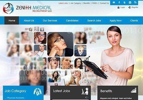 Zenith Medical Recruitment