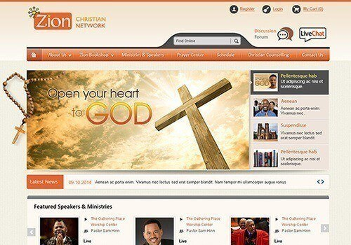 Zion Christian Network