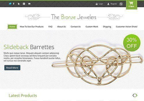 The Bronze Jewelers